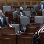 Doug Ford, Ontario finances budget 2021