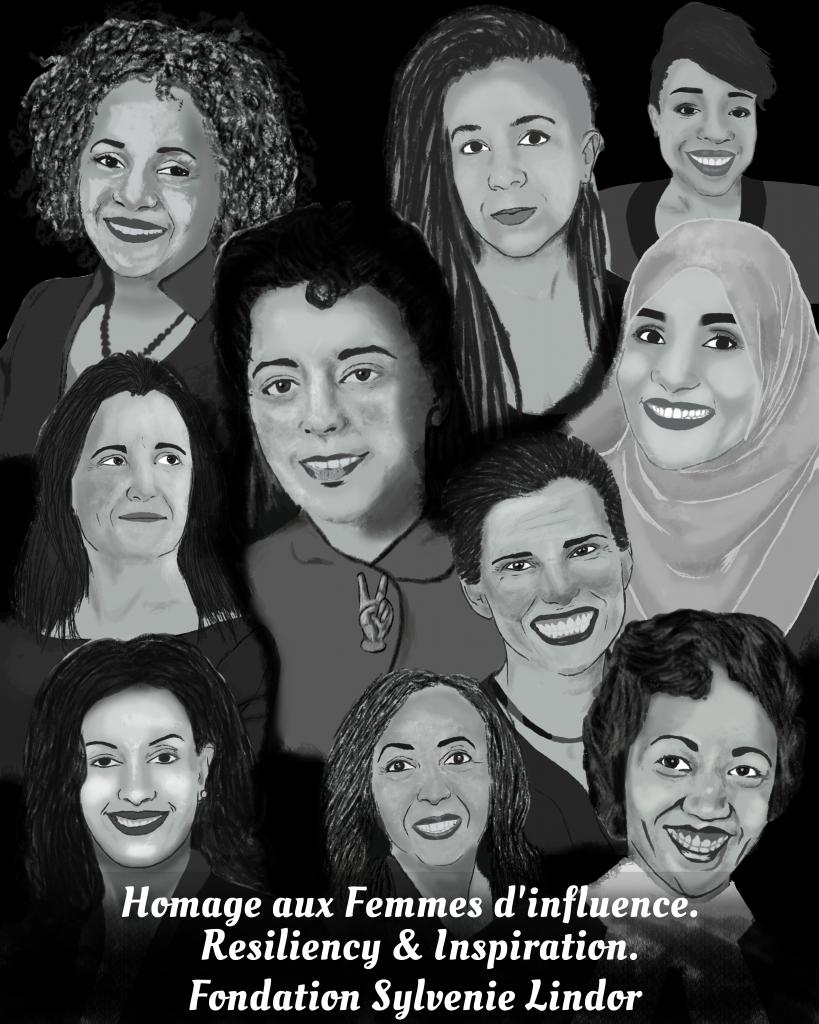 Hommage aux Femmes Sylvenie Lindor