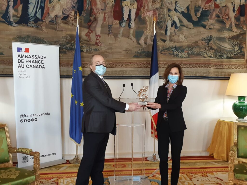 prix Fondation ARC Léopold Griffuel