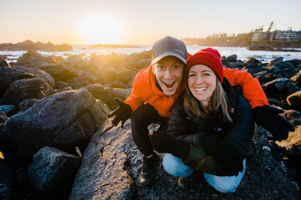 Marie-JoséeLalande et AlexNormand