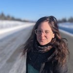 Histoires d'immigration Maurine Forlin Yukon