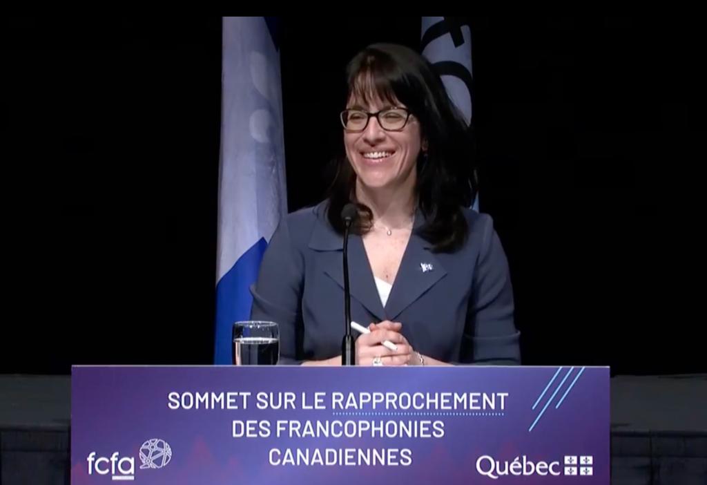 Sommet sur le rapprochement des des francophonies canadiennes
