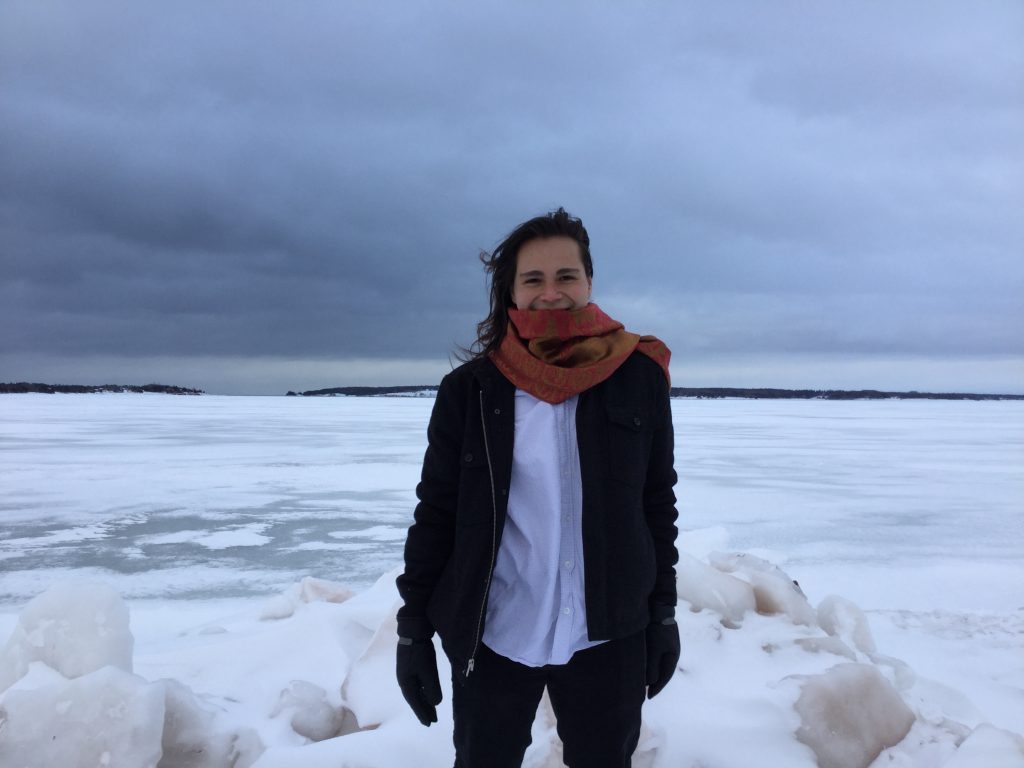 Histoires d'immigration Victor Cal y mayor Île-du-Prince-Édouard