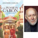 Jean-Pierre Charland, La Pension Caron, tome 3, livre