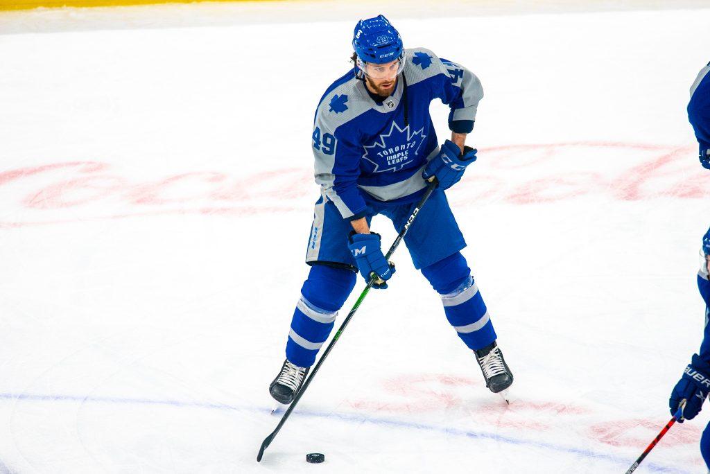 Deuxième revers de suite pour les Maple Leafs qui s'inclinent en prolongation