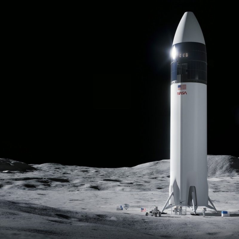 SpaceX-Lune-NASA