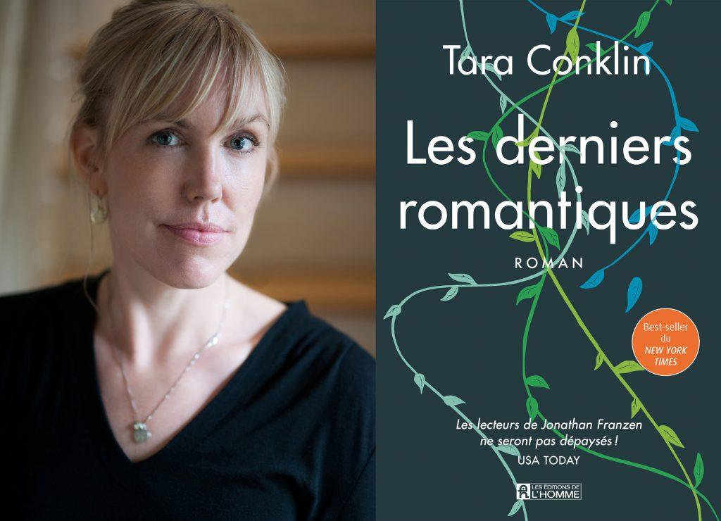 Tara Conklin, Les derniers romantiques, livre