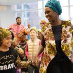 Histoires d'immigration Sandra Adjou CICA