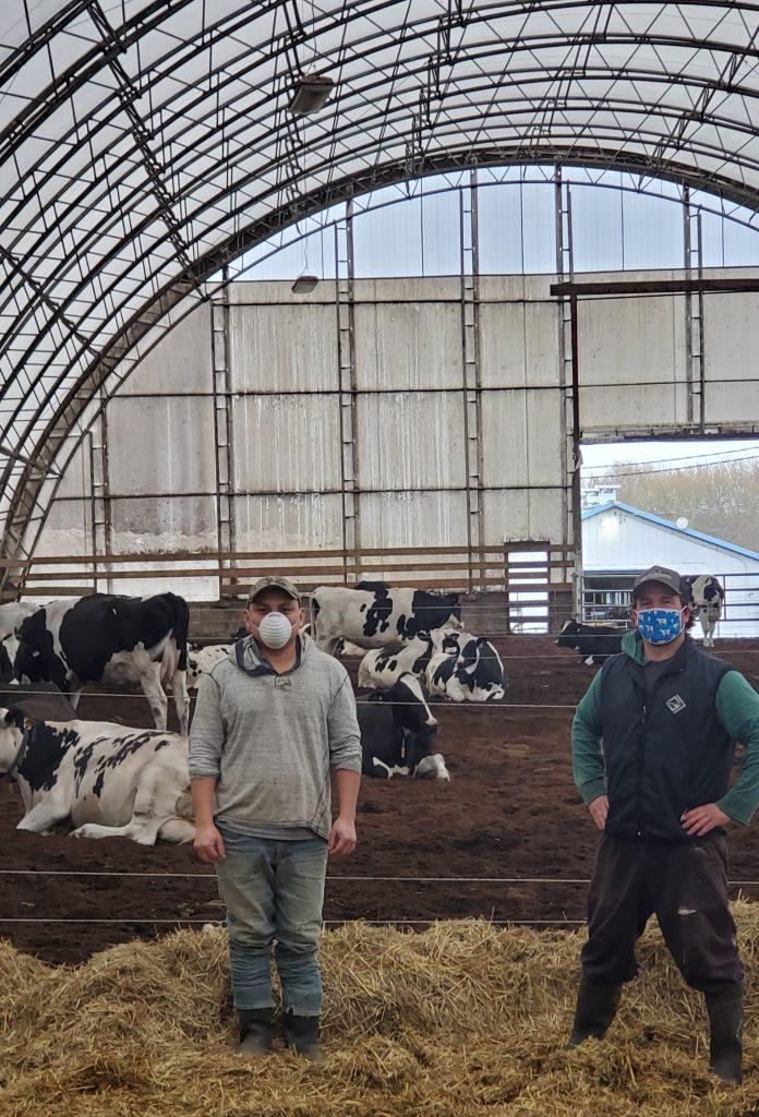 Travailleurs agricoles étrangers
