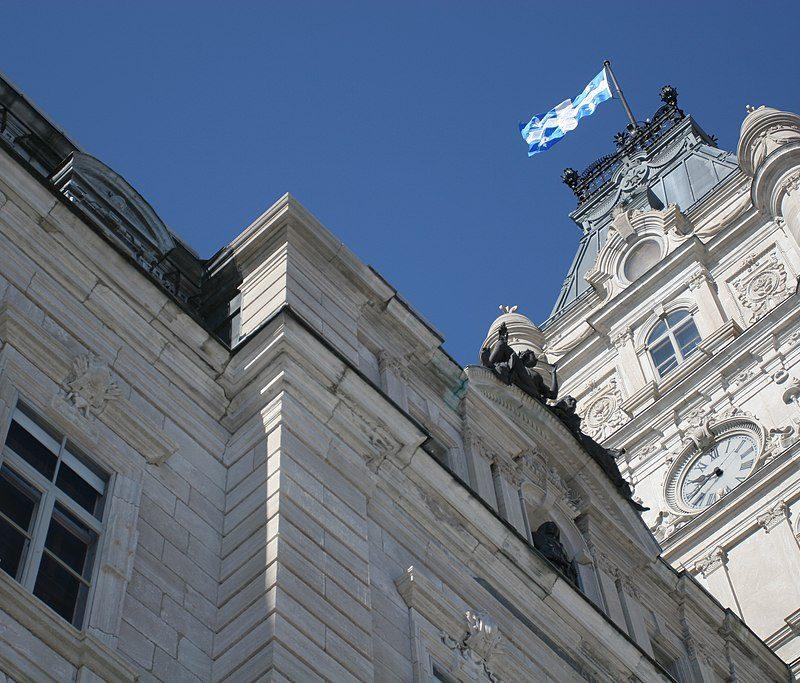 Quebec Loi 101 Projet de loi 96 français
