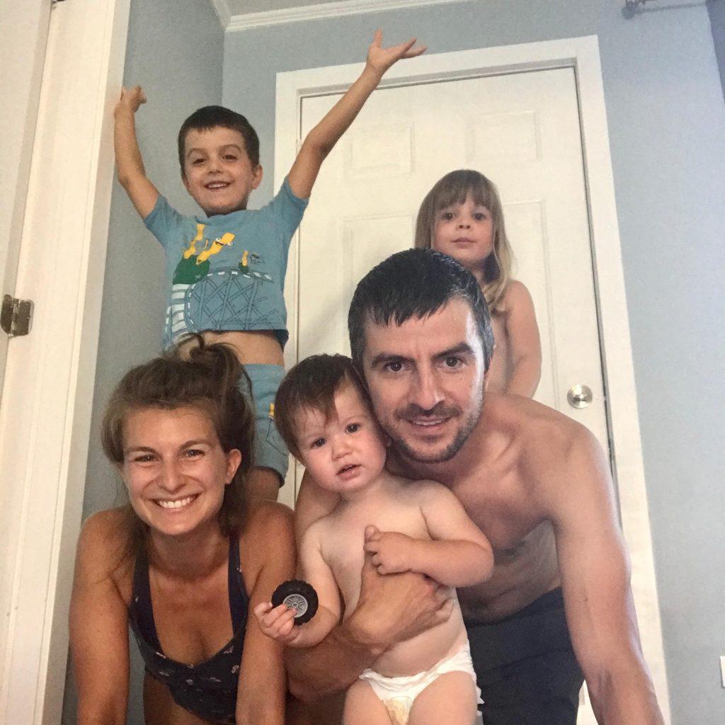Trois enfants, 29ans… et déjà à la retraite!