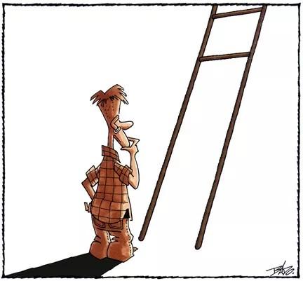 Le Droit, Bado, Guy Badeaux, 40 ans de caricatures