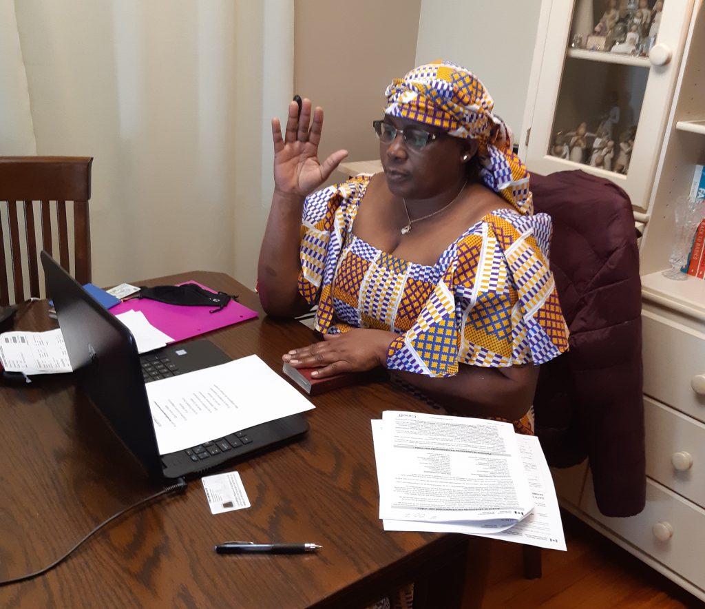 Histoires d'immigration Mabela Misengi