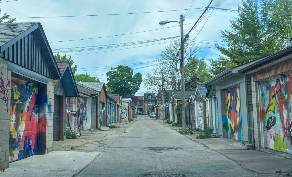 Seaton Village, Toronto
