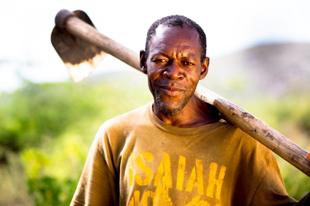 Fermier, Haiti
