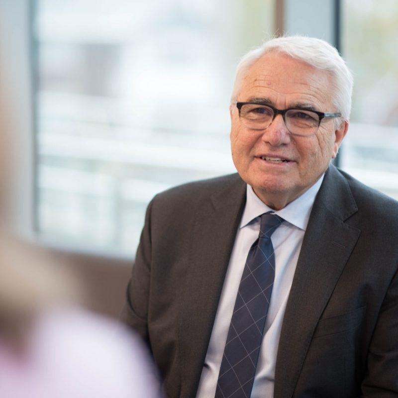 Le commissaire aux langues officielles du Canada, Raymond Théberge.