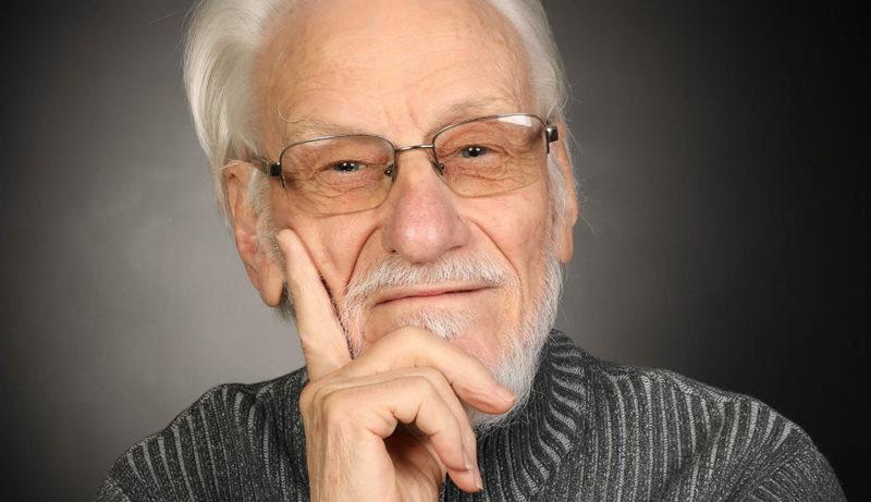 Gérard Léger, romancier à 90 ans