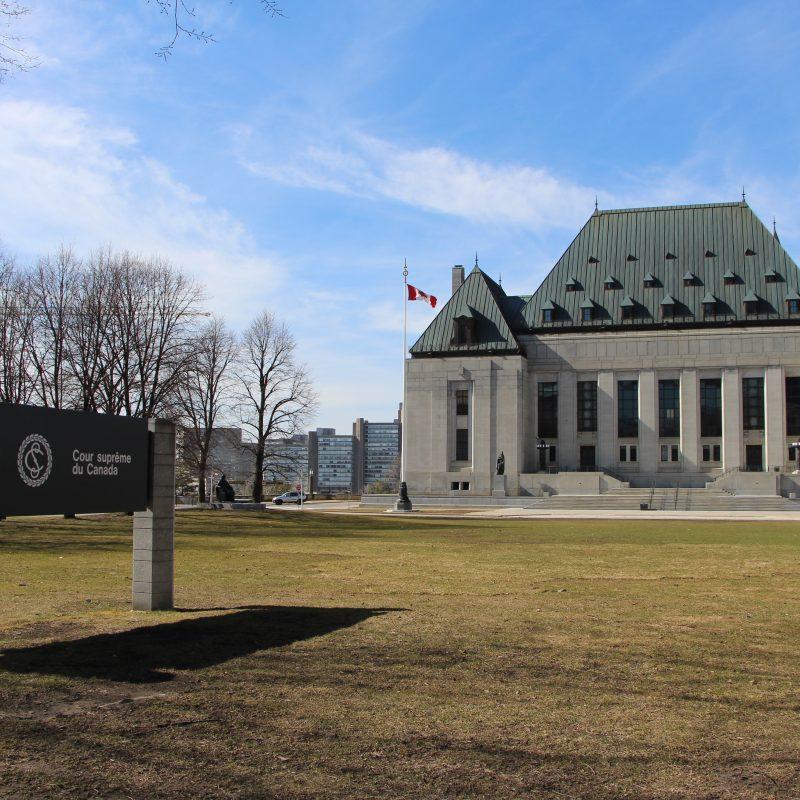 modernisation LLO, Cour suprême du Canada