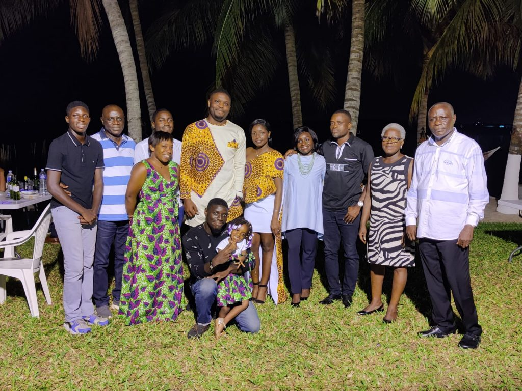 Histoires d'immigration Ruth Bongba