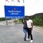 Terre-Neuve-et-Labrador, Histoires d'immigration Ruth Bongba