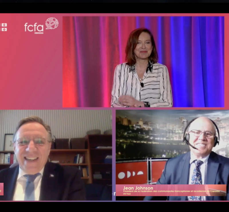 Sommet sur le rapprochement des francophonies canadiennes