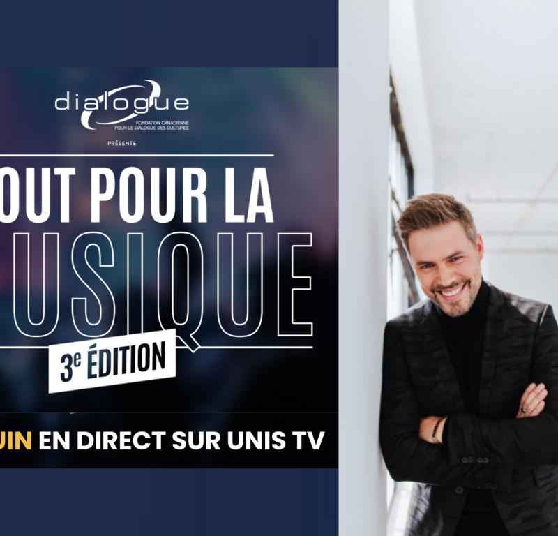 Spectacle TPLM, Saint-Jean-Baptiste, Unis TV