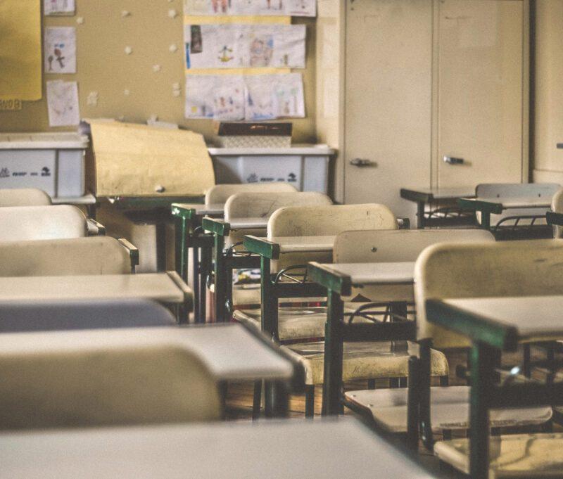 écoles covid Ontario classe