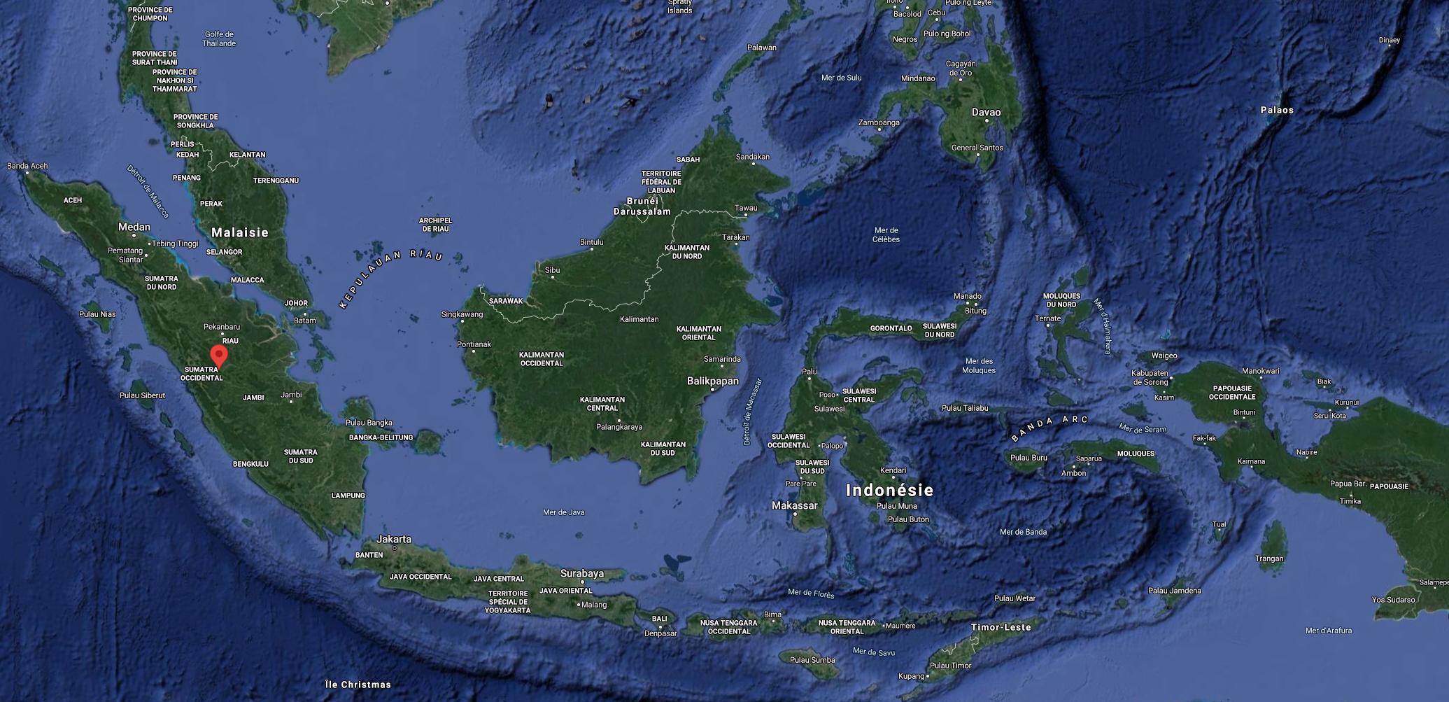 indonésie, séisme, sumatra
