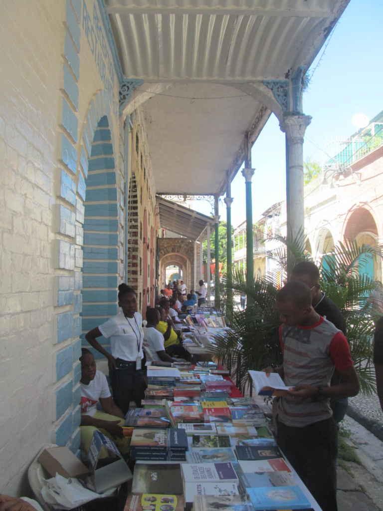 Haïtien, Académie française