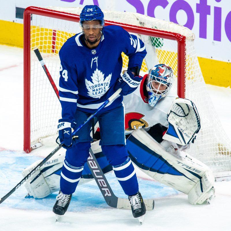 Maple Leafs de Toronto, Wayne Simmonds