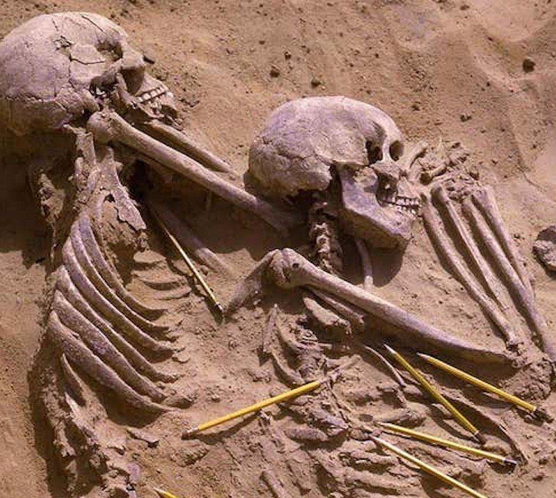 première guerre 13 000 ans