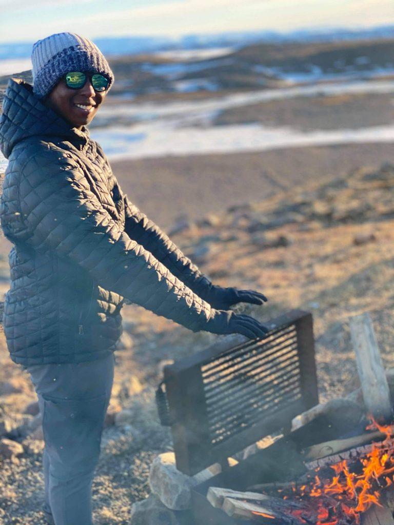 Histoires d'immigration, Christian Ouaka, Nunavut