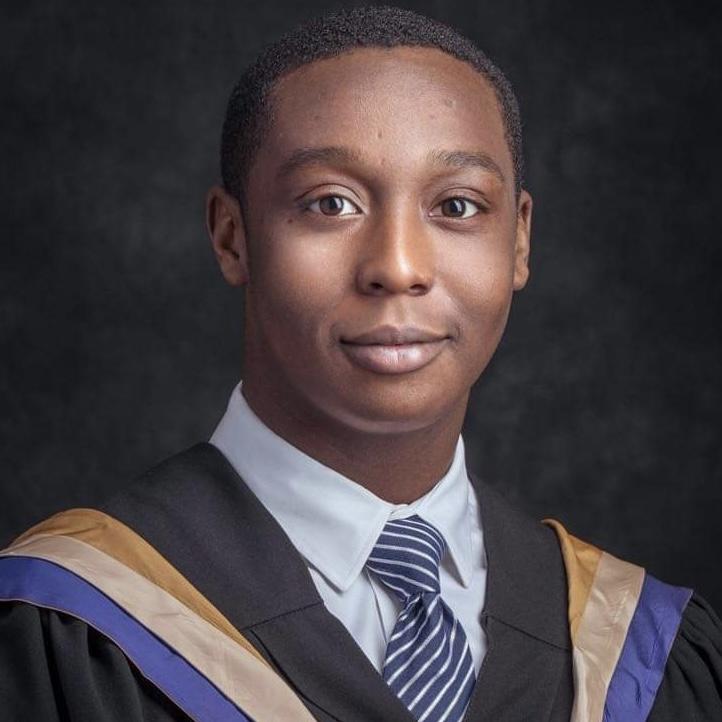 Christian Ouaka, diplômé