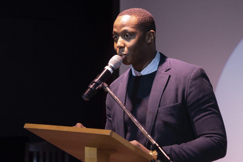 Christian Ouaka, AFN