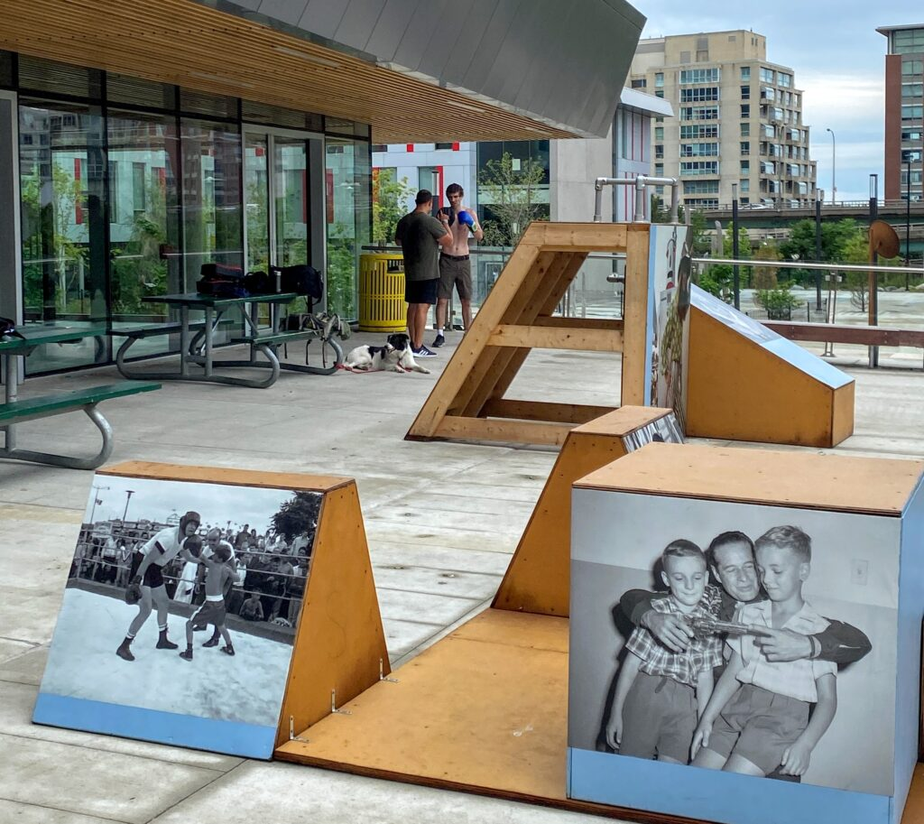 The Bentway, Playing in Public, Canoe Landing