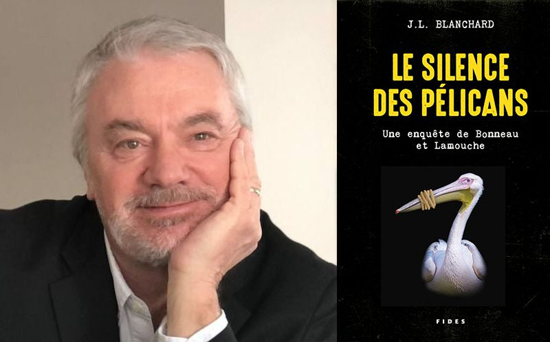 polar, J.L. Blanchard, Le silence des pélicans
