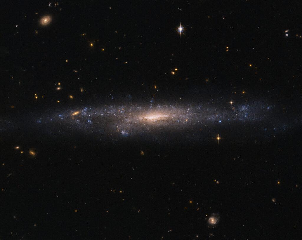 expansion de l'univers, galaxies, étoiles