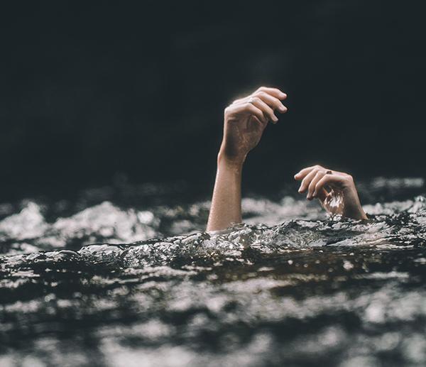 piscine, nage, natation, noyade
