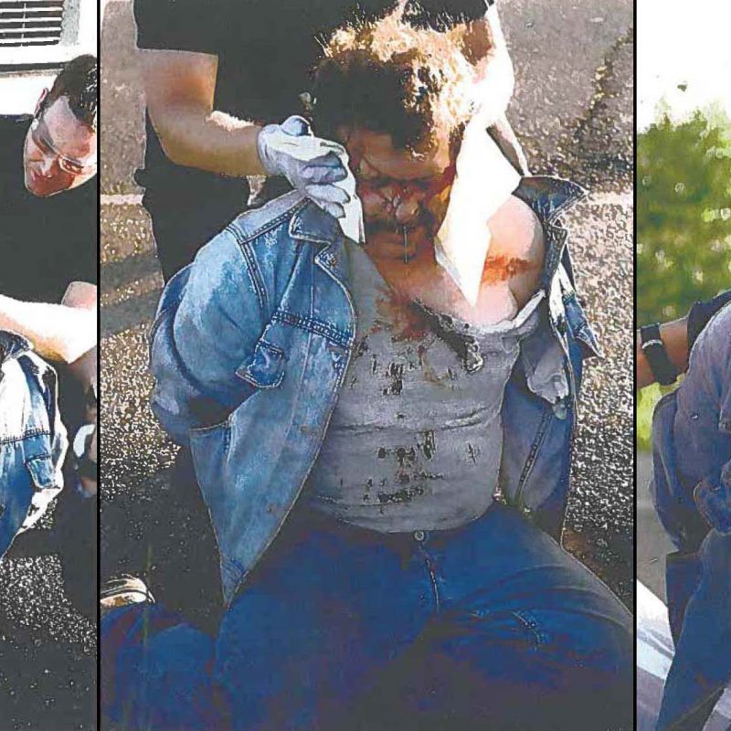 grc, Alberta, Mario Dubé, brutalité policière