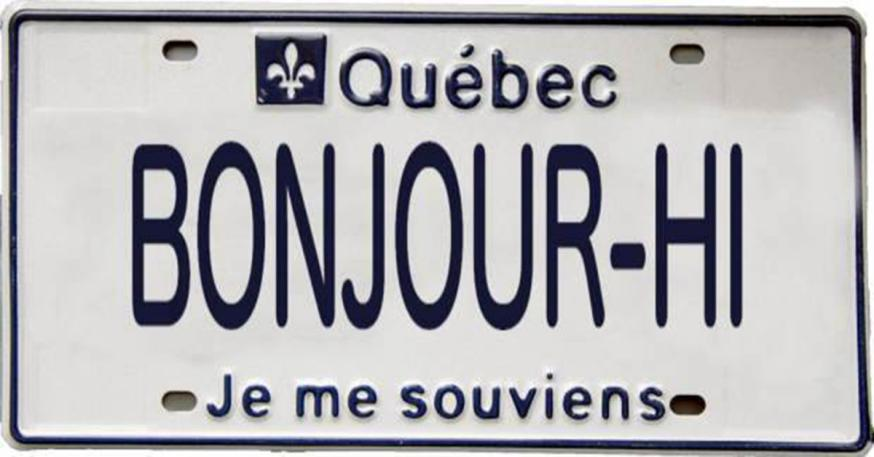 français au Canada, Québec