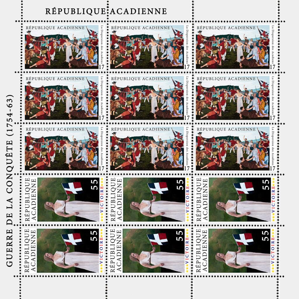 timbres, Mario Doucette