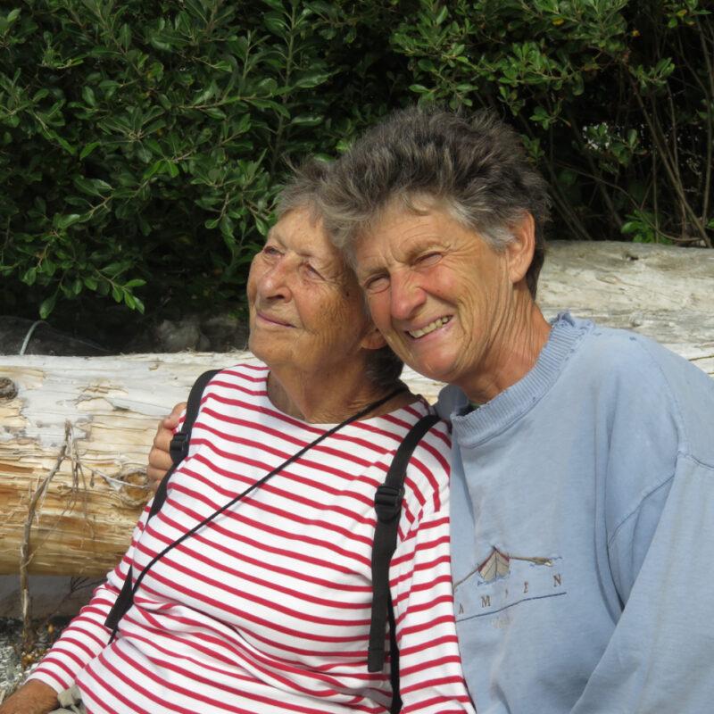 Cohabitation multigénérationnelle, aînées