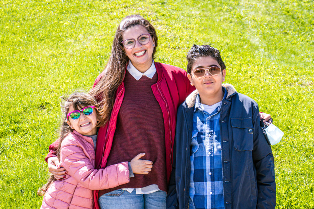 immigration au Canada, Rania, Tunisie