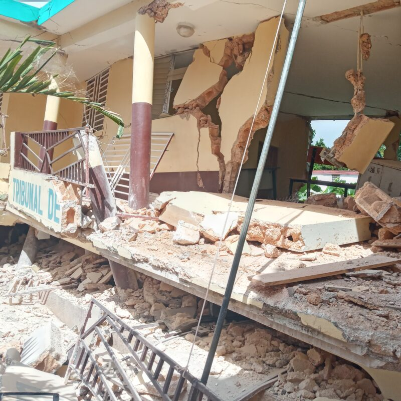Haïti, séisme, aide