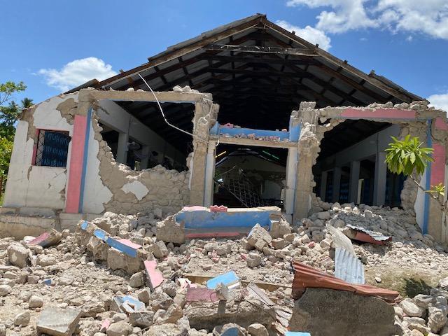Haïti, séisme