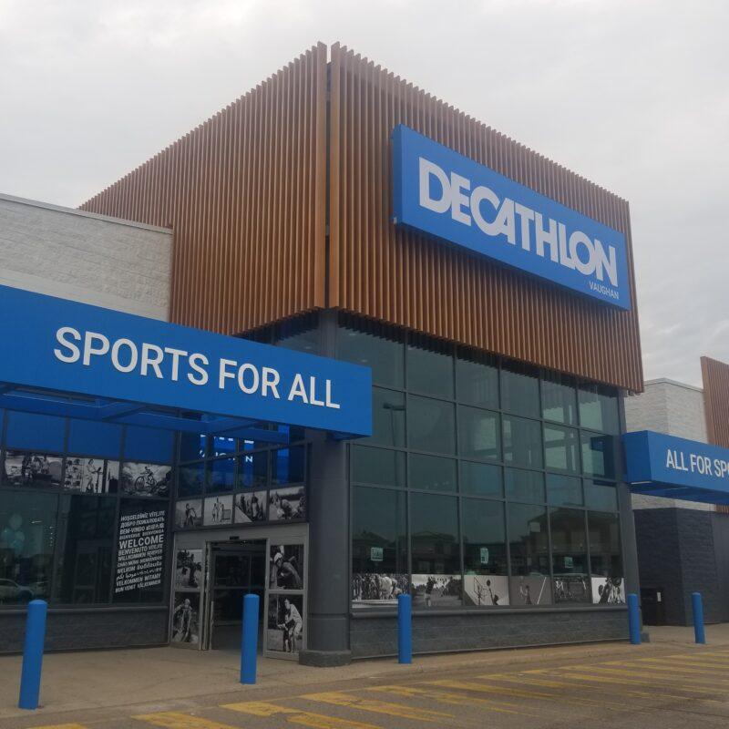 Décathlon, inauguration, Vaughan