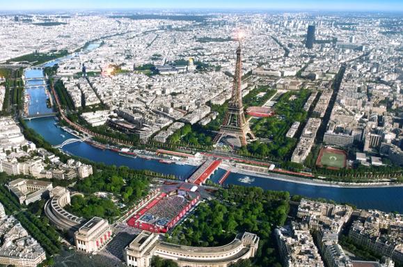 Paris, France, Olympiques 2024