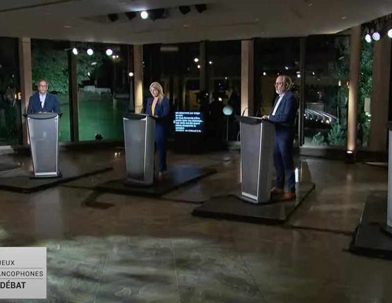 élections fédérales, débat, enjeux francophones
