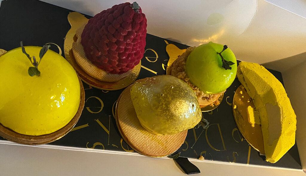 Delysées Luxury Desserts