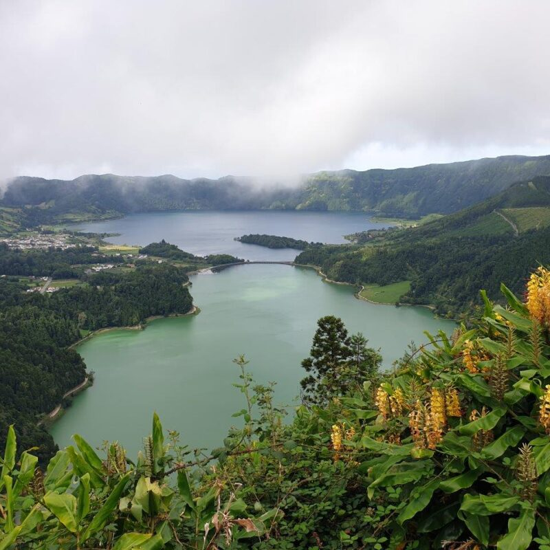 Sao Miguel, Açores, Aurélie Resch